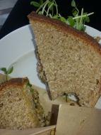 mock tuna sandwich