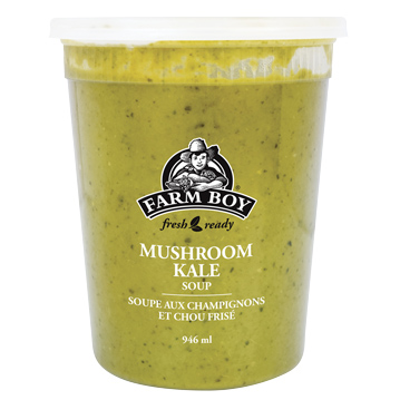 mushroomkale